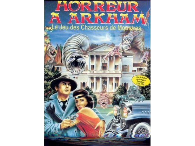 Horreur a Arkham (1987)