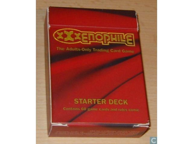 xXxenophile (1996)