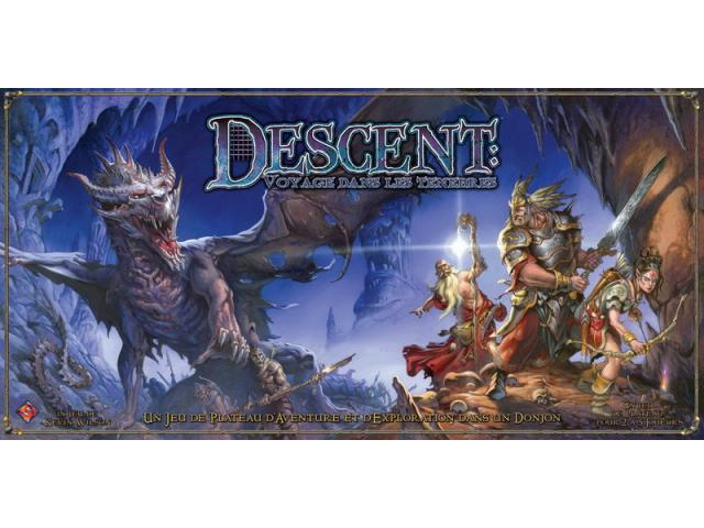 Descent premiere edition FR Neuf