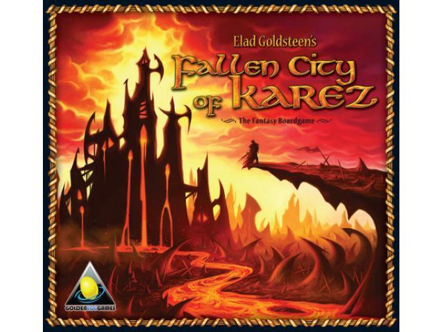 Fallen City of Karez