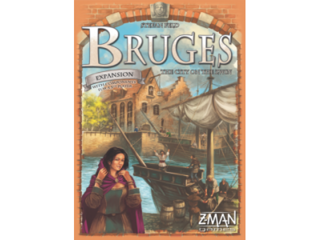 Extension Bruges: The City on the Zwin