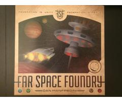Far space foundry + ether ore extension