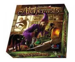 Alchimistes (version française de Alchemist)