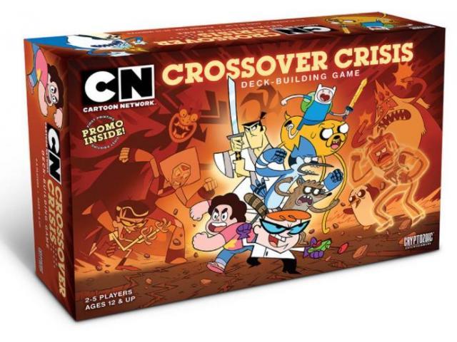 Cartoon Network - Crossover Crisis