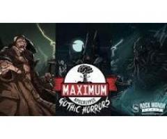 Maximum apocalypse (extension: Gothic Horrors )
